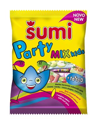Šumi party mix 300g