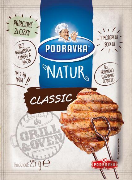 Podravka Natur grill classic 25 g
