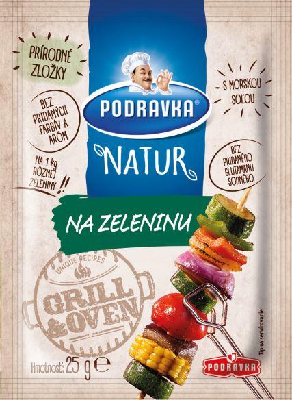Podravka Natur na pečenou zeleninu 25 g