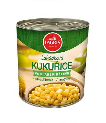 Kukuřice lahůdková 340 g