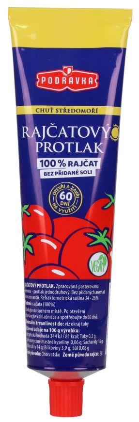 Rajčatový protlak v tubě 120g