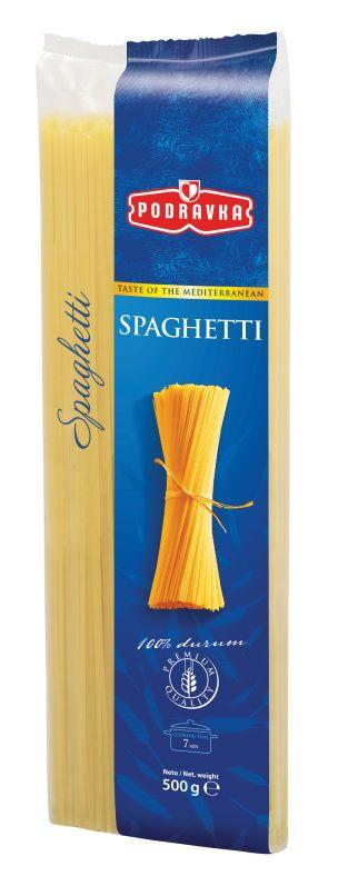 Těstoviny spaghetti (špagety) 500 g