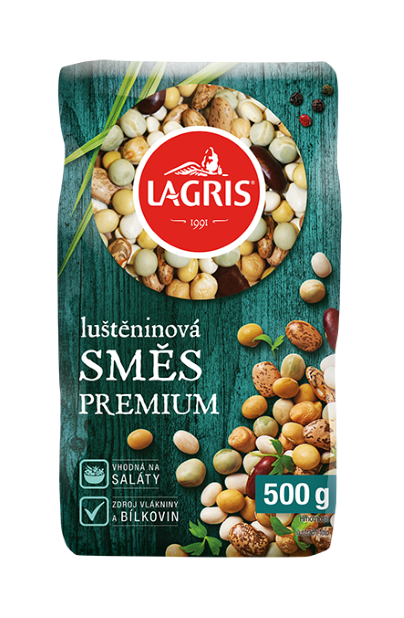 Luštěninová směs premium 500 g