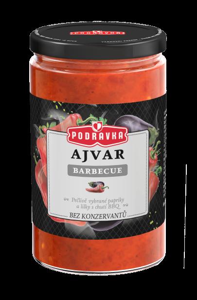 Ajvar barbecue 350 g