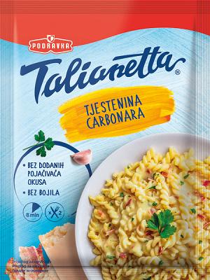 Těstoviny Carbonara 160 g