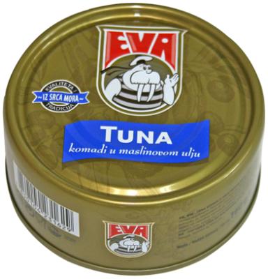 Tuňák v olivovém oleji 160 g