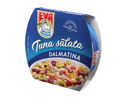 Tuňákový salát Dalmatina 160g