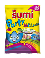 Šumi party mix 300g