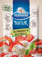 Podravka Natur na rajčata a mozzarellu 25 g