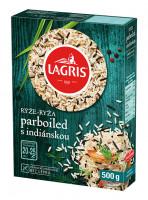Rýže parboiled s indiánskou 500 g
