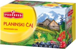Horský bylinkový čaj 44 g