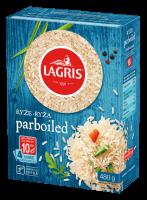 Rýže parboiled 10 min. varné sáčky 480 g