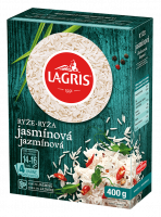 Rýže jasmínová varné sáčky 400 g