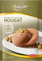 Premium puding s nugátovou příchutí v prášku 48 g
