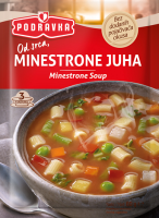 Zeleninová polévka Minestrone s těstovinami 60g