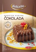 Premium puding s čokoládou a kakaem 53 g