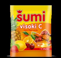 Šumi bonbóny s vitamínem C 100 g